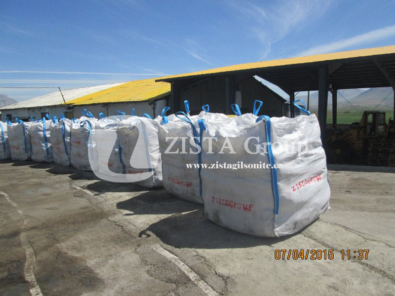 Gilsonite Packing