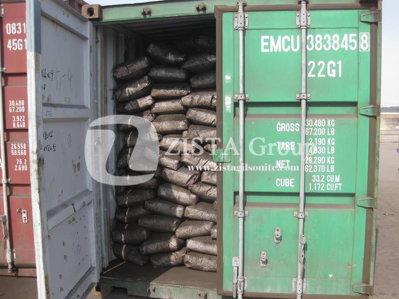 Bulk delivery of Gilsonite Packages